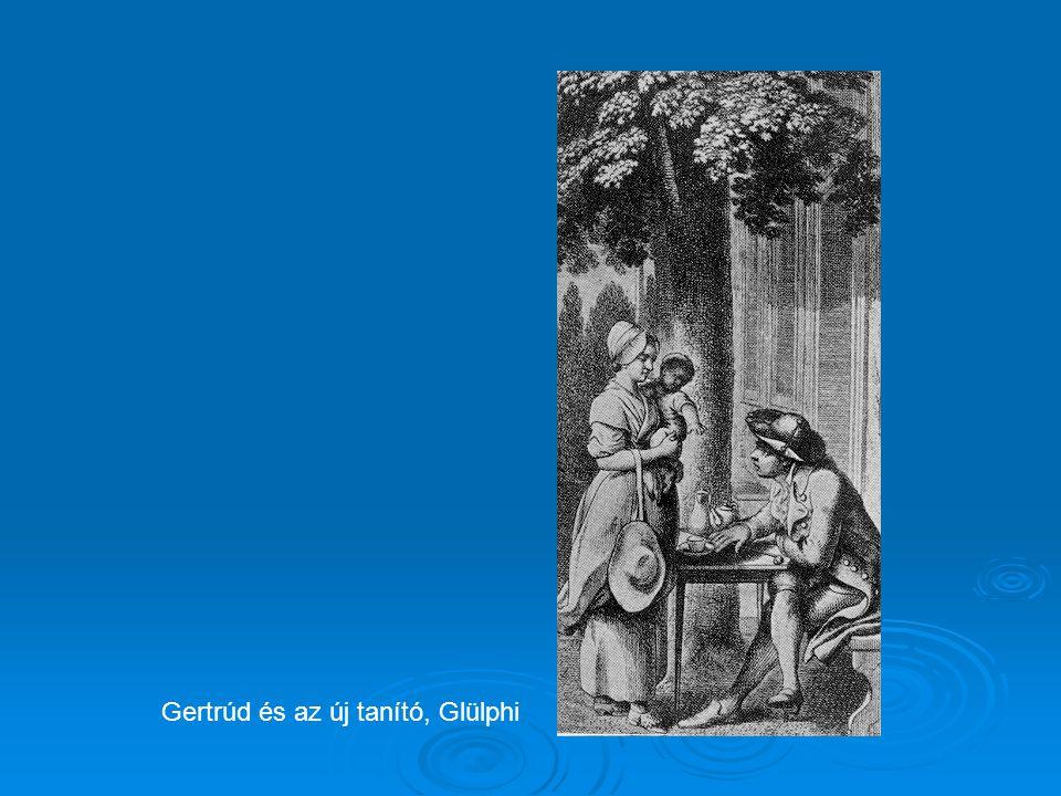 Gertrúd és az új tanító, Glülphi
