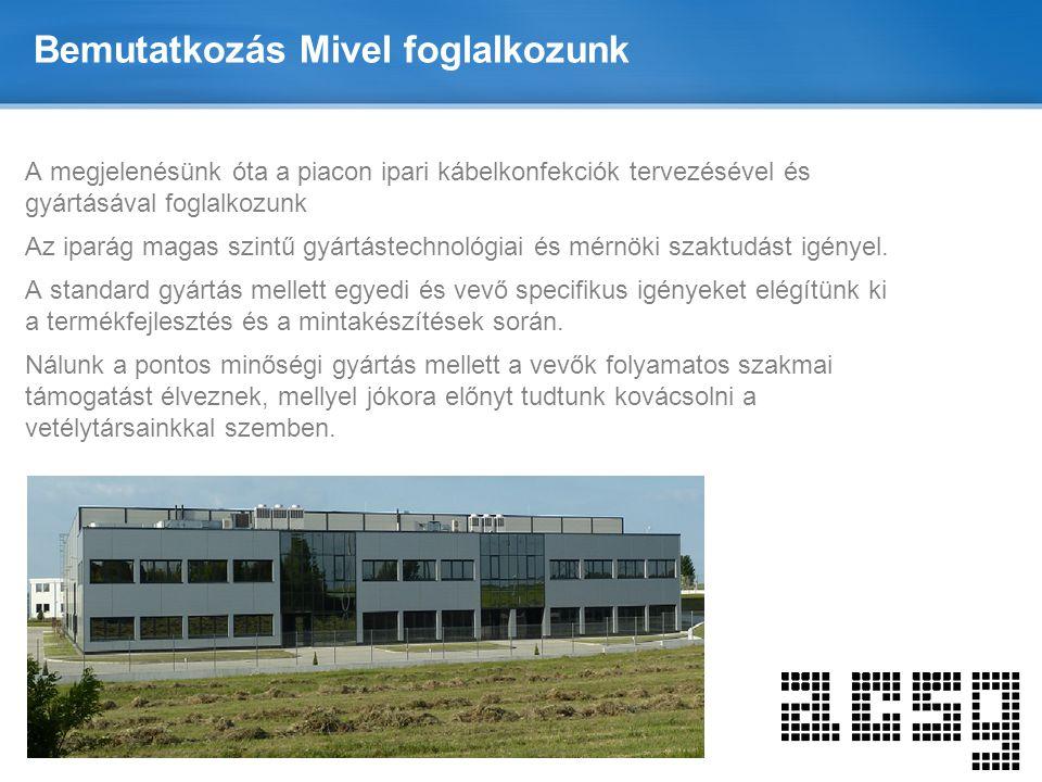 Page  4 Az alábbi iparágakból kerülnek ki a vevőink:  Általános Gépipar  Telekommunikációs ipar  Tesztelés és Méréstechnika  Hi-tech ipar  Orvoselektronika  Autóipar