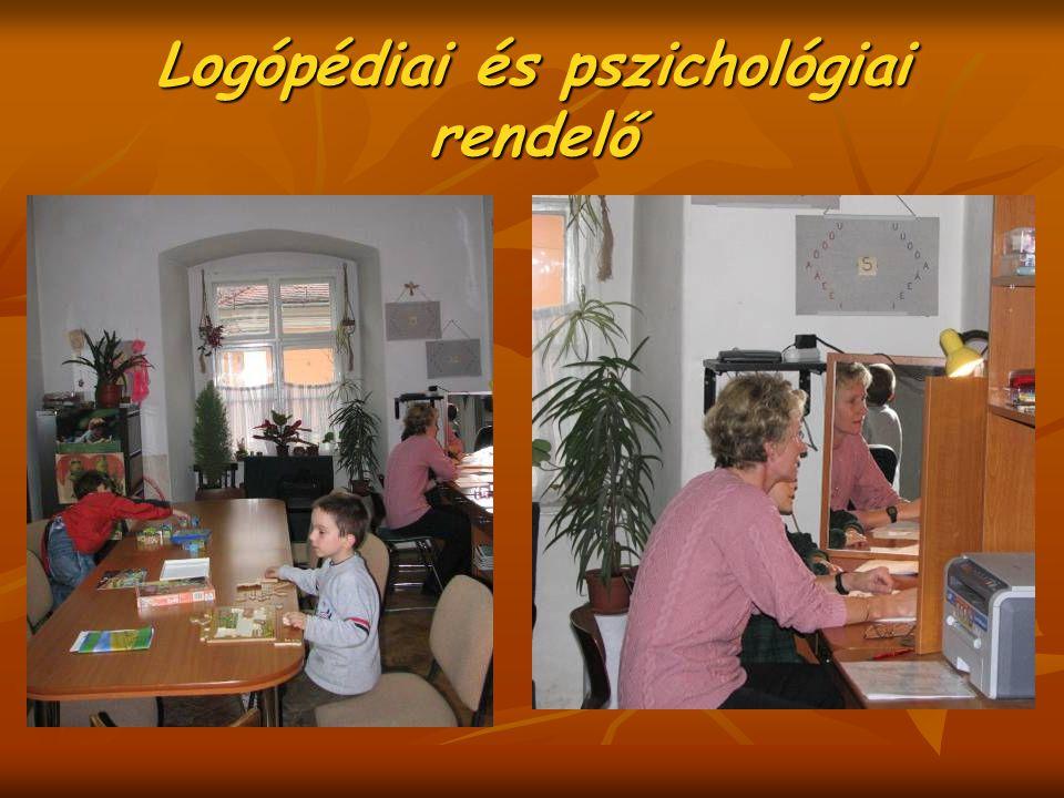 Logópédiai és pszichológiai rendelő