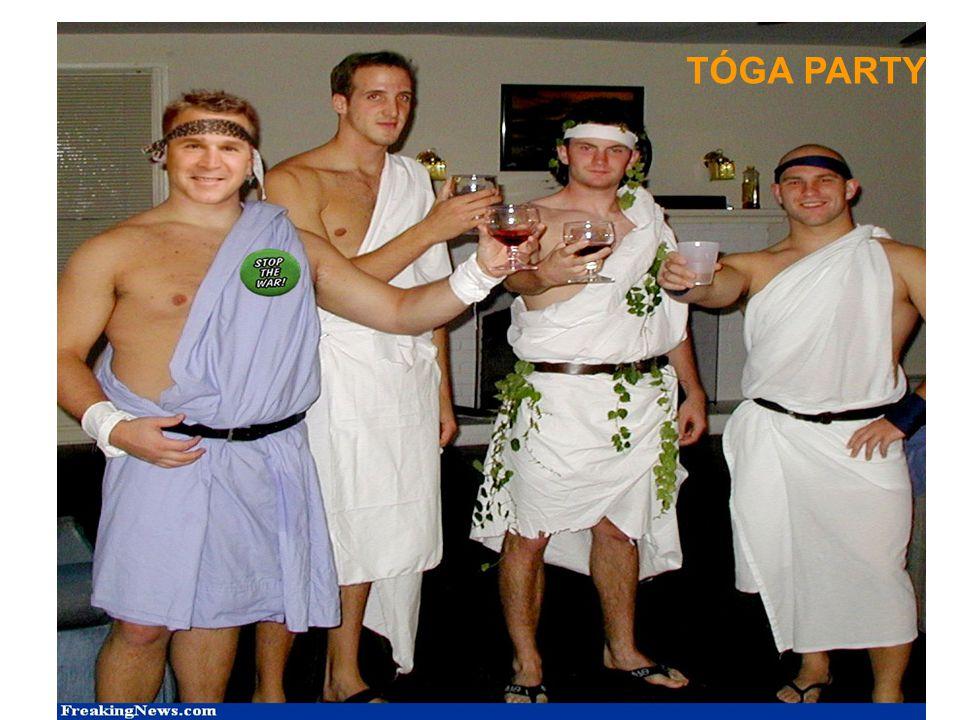 TÓGA PARTY