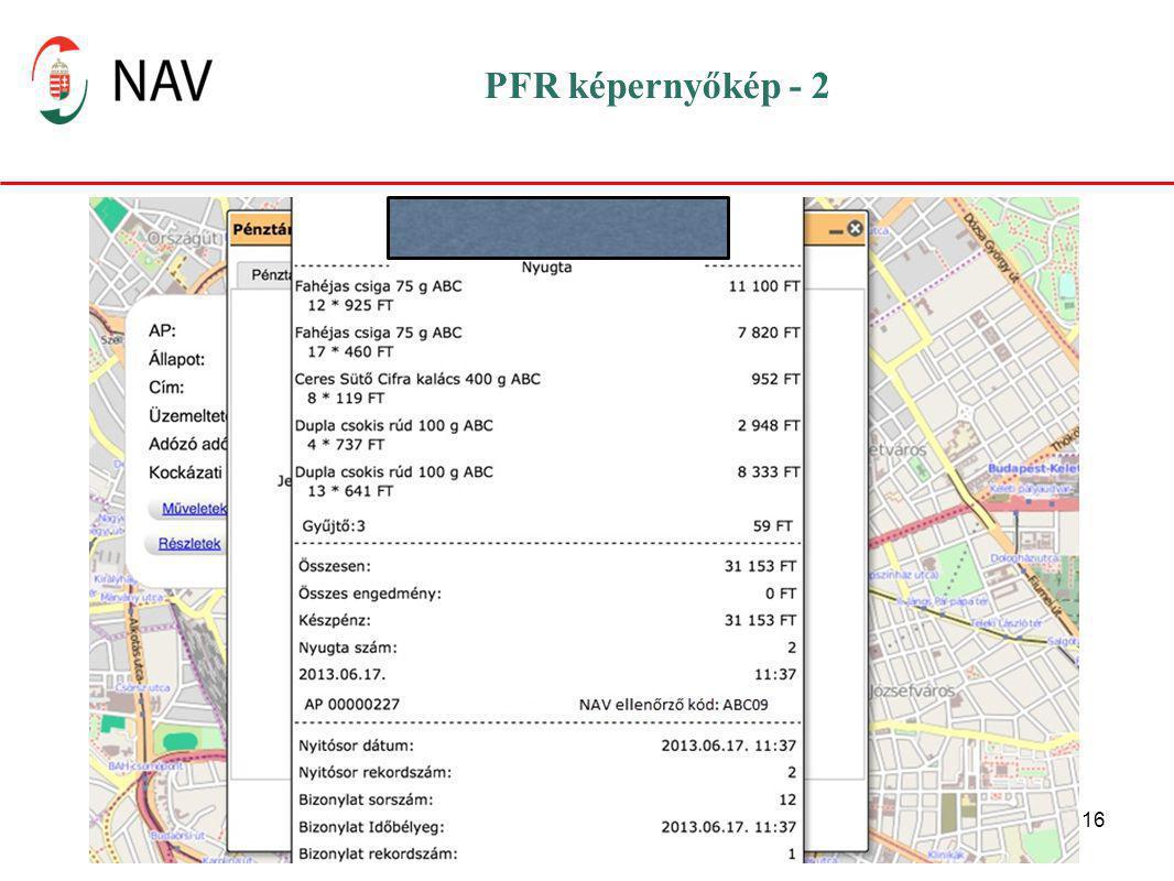 16 PFR képernyőkép - 2