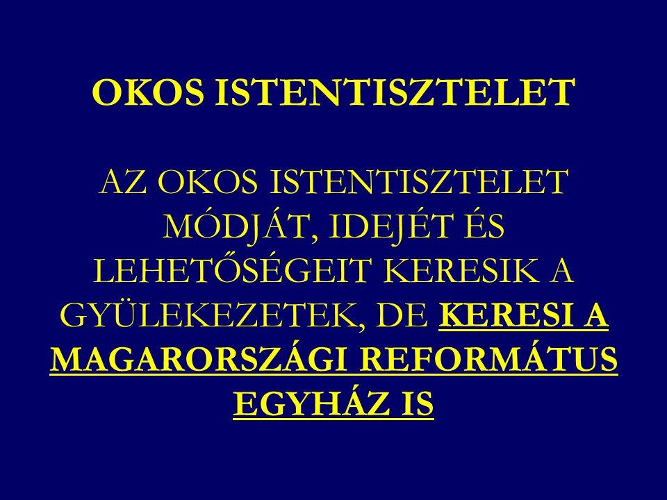 MISSZIÓ KOMPROMISSZUMOK NÉLKÜL.
