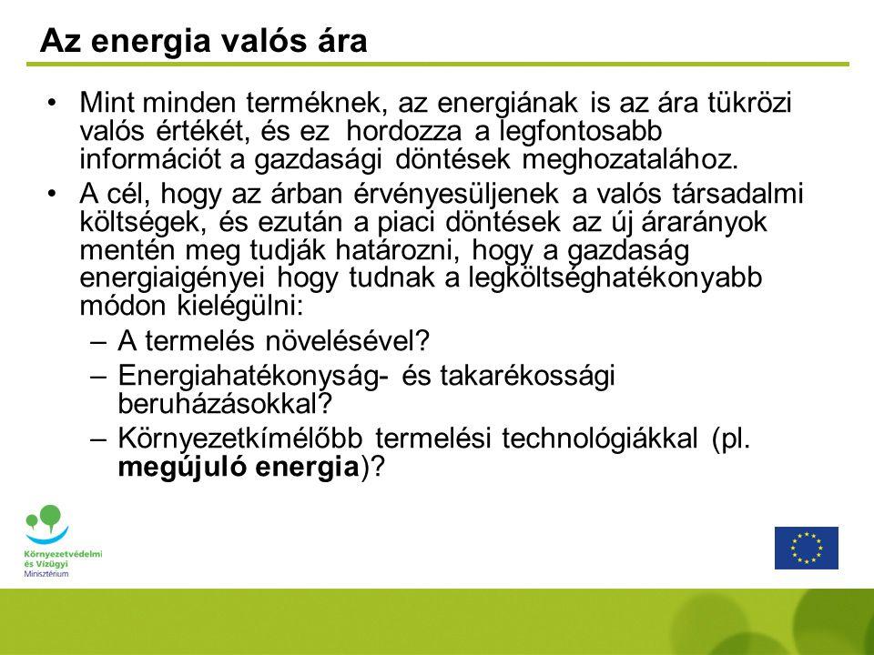 A Magyar energiaszektor új keretei A magyar energiaszektort illető lényeges kérdések ez alapján: –A várható globális és közösségi energia- és klímapolitika keretei közt milyen hosszú távú beruházások szükségesek, hogy az új (alacsony széntartalmú gazdaság felé mutató) keretek közt versenyképes legyen.