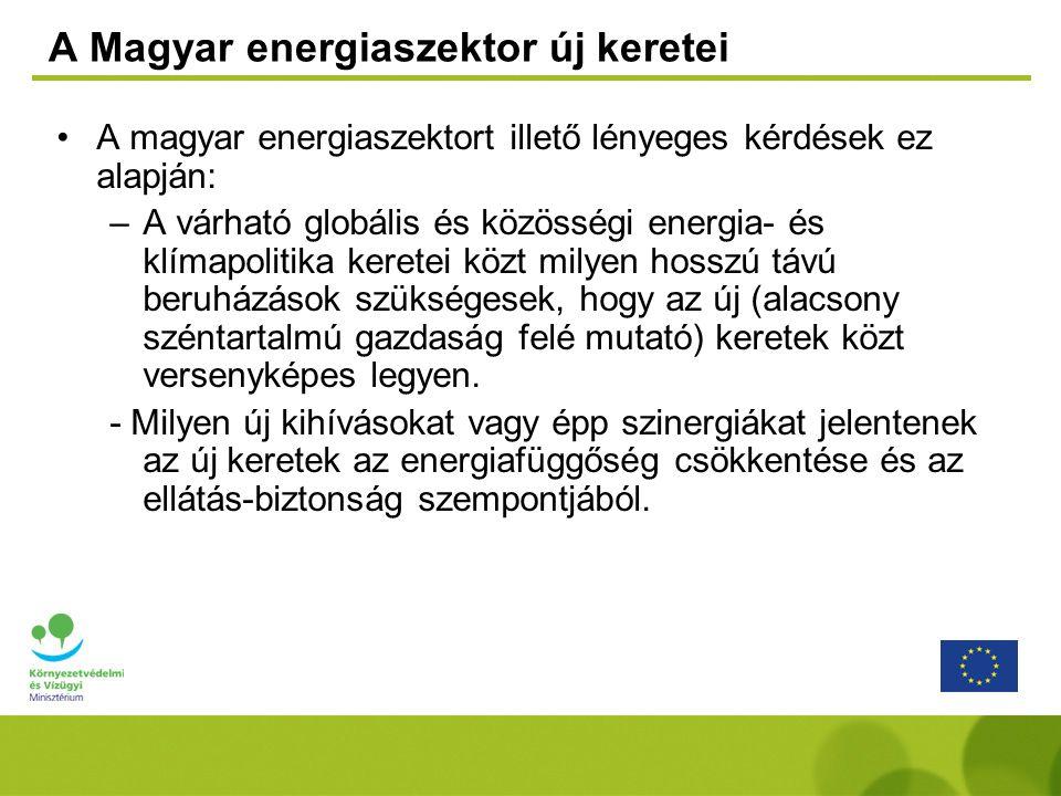 A KEOP megújulós beruházásokra vonatkozó változásai KEOP 4 – megújuló energiaforrás felhasználás növelése négy új konstrukció a korábbi hő és/vagy villamos- energia megújuló energiaforrásból történő előállítása konstrukció helyett 4.2 A helyi hő- és hűtési energia-igény kielégítése megújuló energiaforrásokból; 4.3 A megújuló energia alapú térségfejlesztés (új elem!) 4.4 Megújuló energia alapú villamos-energia, kapcsolt hő- és villamos-energia, valamint biometán termelés 4.5 Kapcsolt támogatás és hitelkonstrukció KEOP