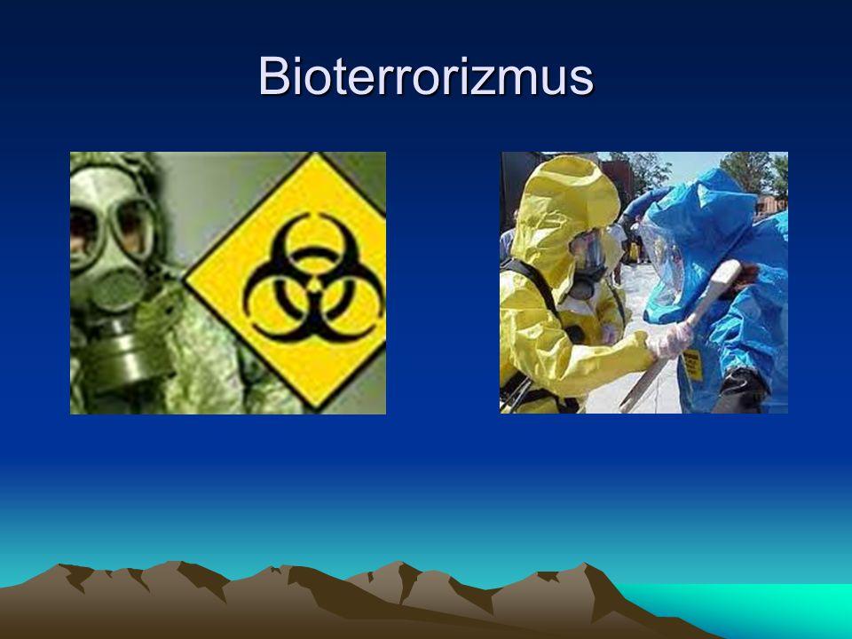 Bioterrorizmus