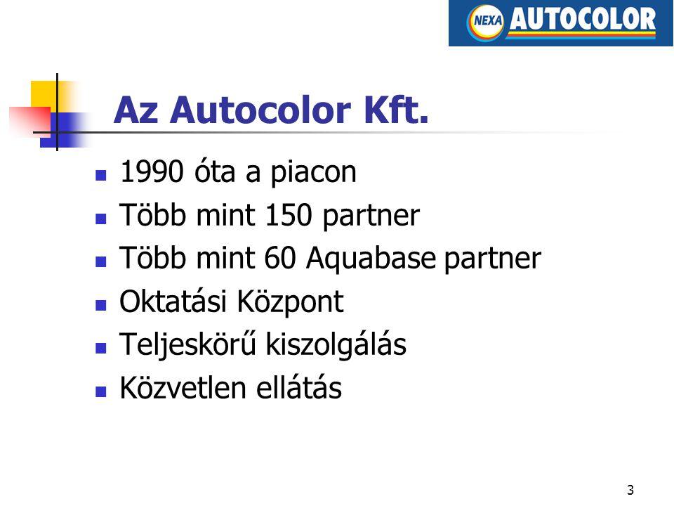 3 Az Autocolor Kft.