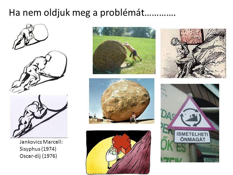 Jól strukturált probléma Jó döntés Rosszul strukturált probléma Rossz döntés Következtetés: Jól strukturált (leírt) probléma kell