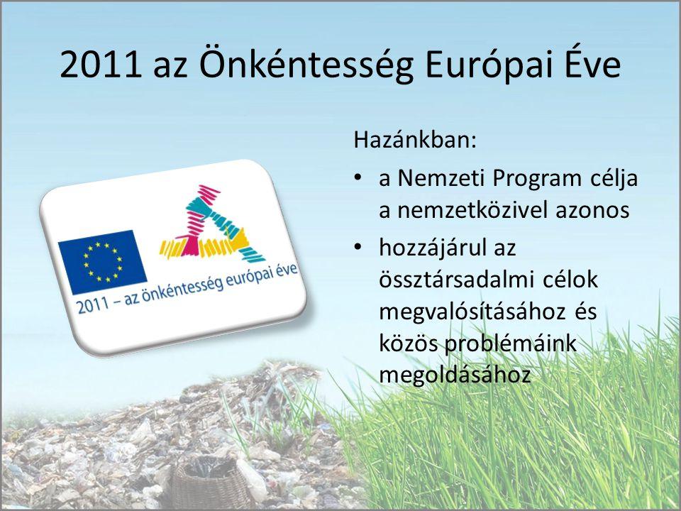 Önkéntes hulladékszedés napja 2011.május 21.