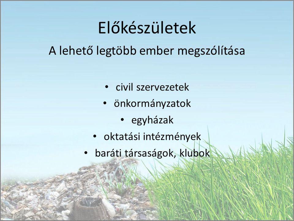 www.teszedd.hu www.teszedd.hu információk, regisztráció, hulladéktérkép