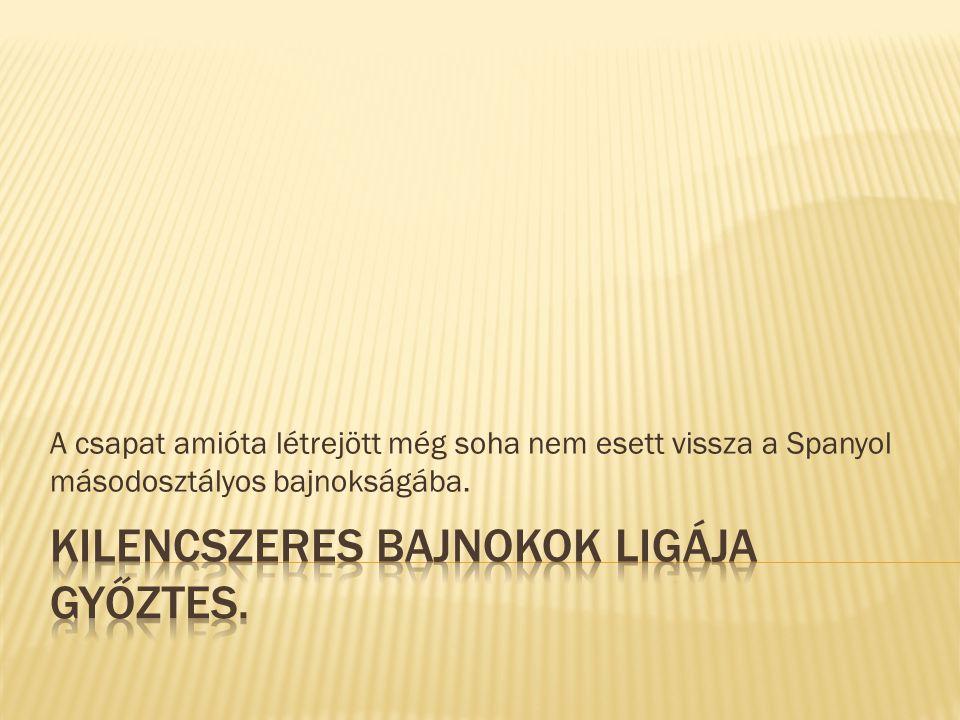  Mezszám:23  Poszt:Jobb Hátvéd  Nemzetiség:Spanyol  Áltálában ő az a játékos akinek a neve mellett a legtöbb eladott labda szerepel.