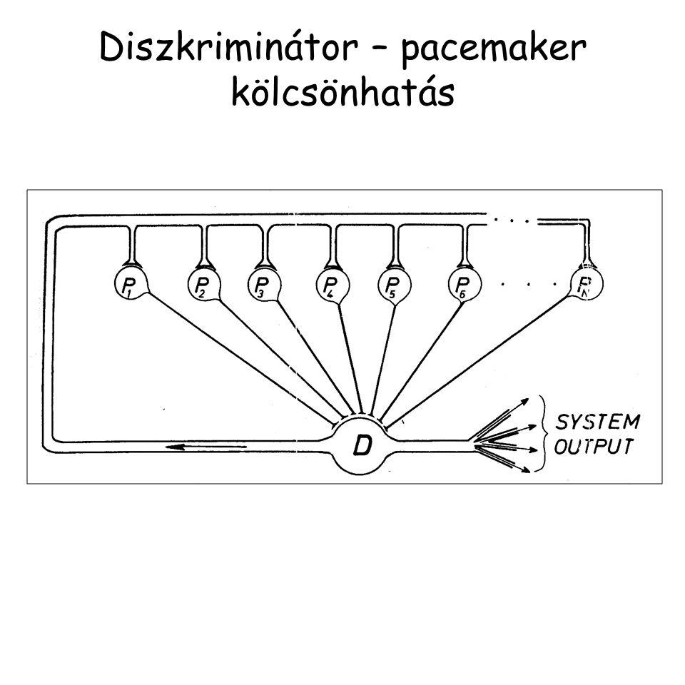 Diszkriminátor – pacemaker kölcsönhatás