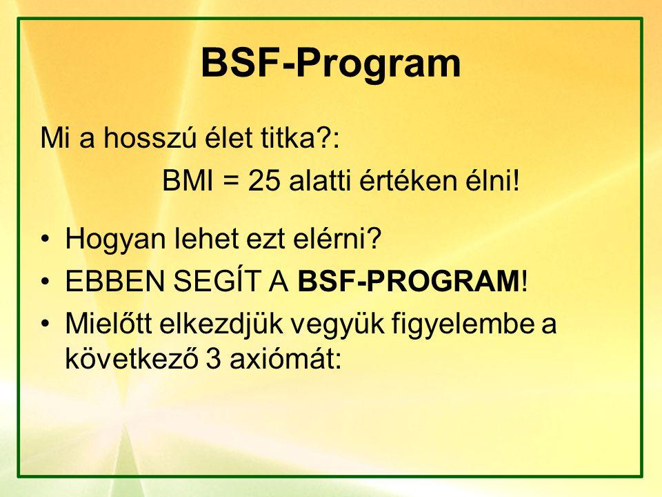 BSF-Program 1.