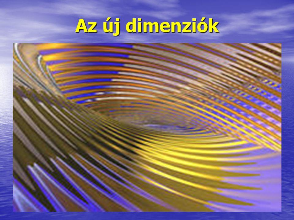 Az új dimenziók