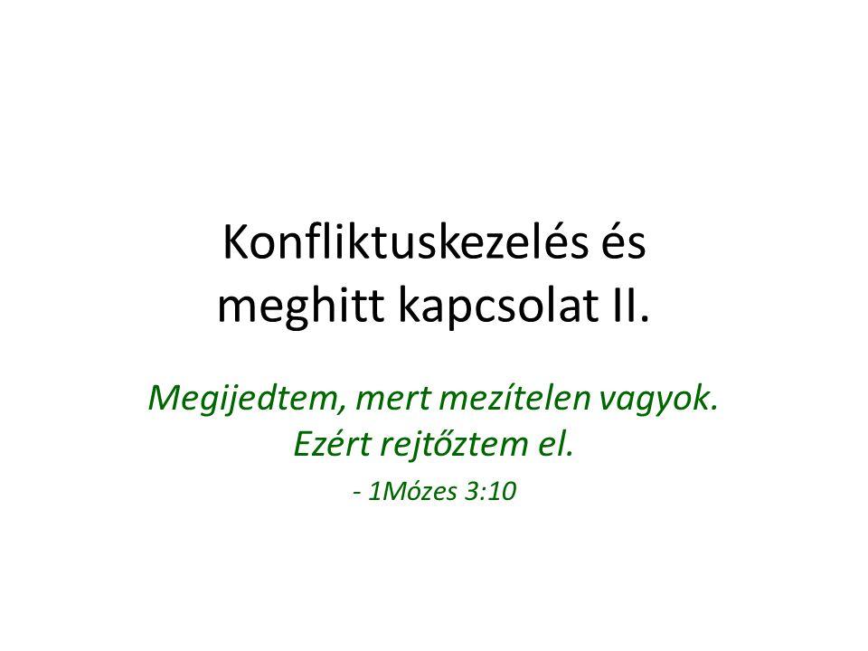 Bűn és megváltás Mindenki egyenként is úgy döntött, hogy nem engedelmeskedik Istennek.