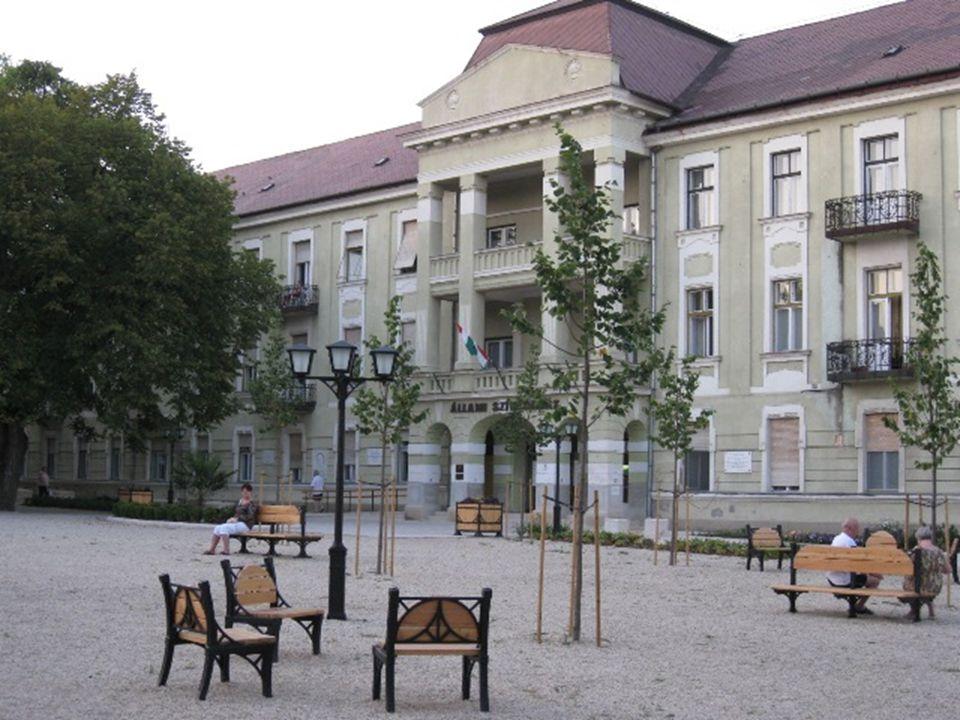 Blaha Lujzának, a Nemzet csalogányának egykori lakhelye