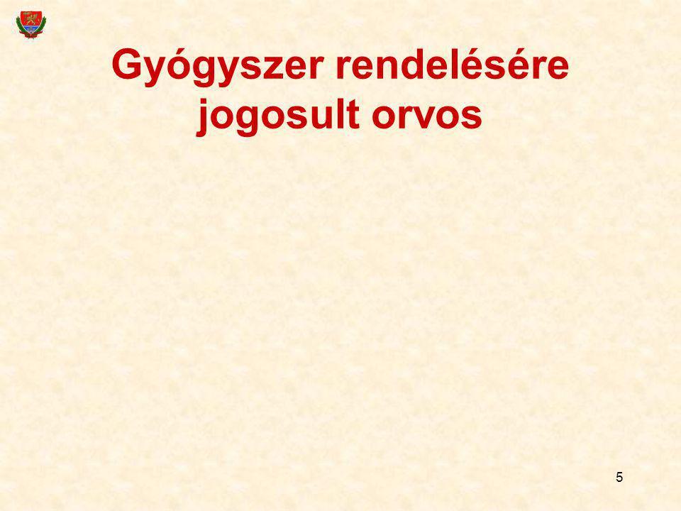 26 Rendelési szabályok 2 Helyettesíthetőség letiltható a vényen - a beteggel egyeztetve www.ogyi.hu www.ogyi.huHelyettesíthető gyógyszerek: OGYI honlap www.ogyi.hu és időnként GYÓGYSZEREINK - OGYI Közlemények!www.ogyi.hu