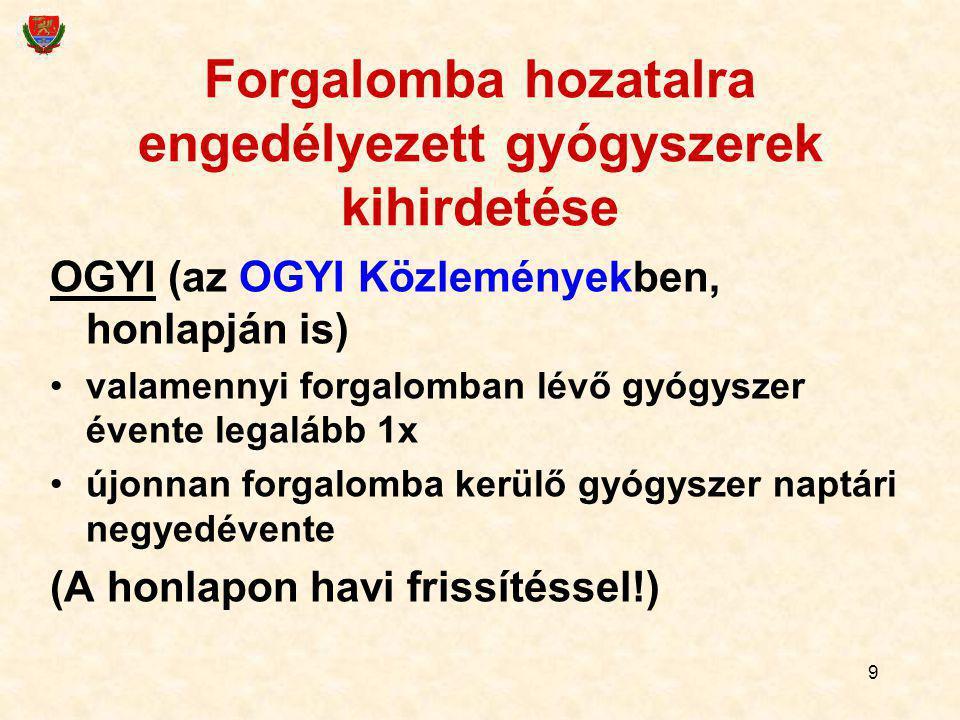 10 www.ogyi.hu/listak
