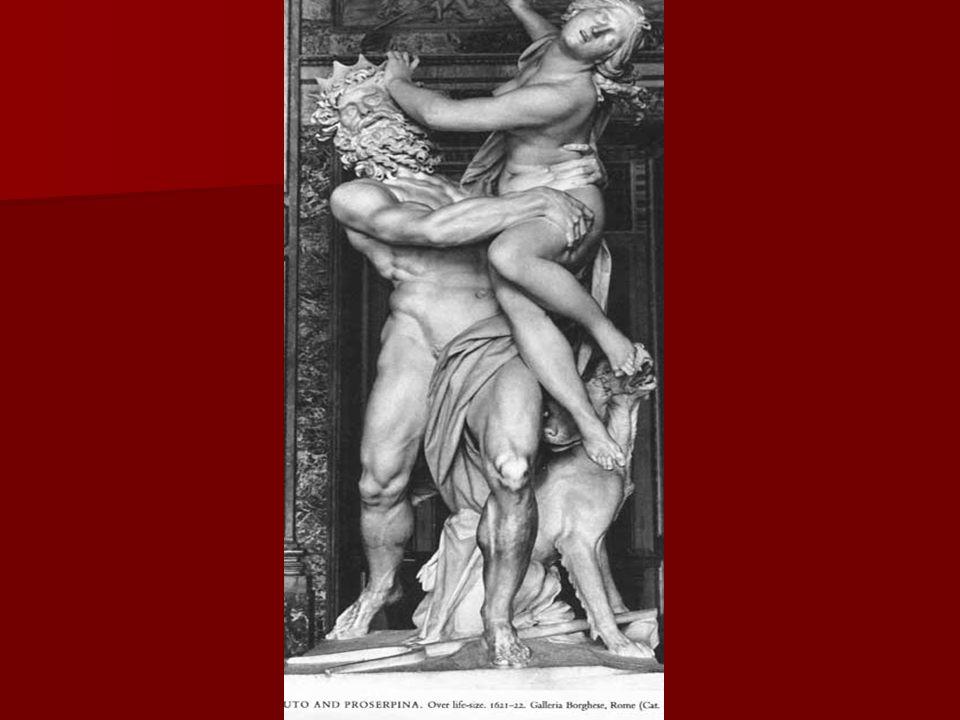 Bernini: Szent Teréz extázisa 1652 A kép Avilai Szent Teréz életének azt a pillanatát ábrázolja, amikor a szívét az isteni szeretet nyílvesszeje hasította át.