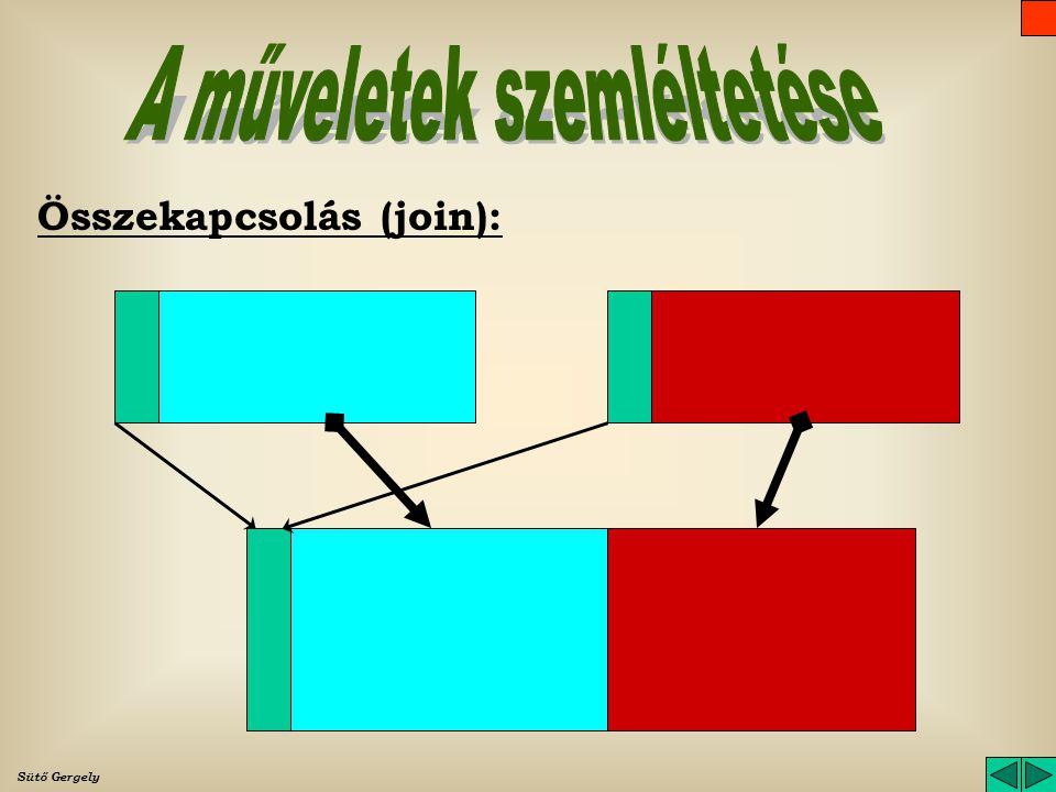 Kivetítés (projection): Sütő Gergely