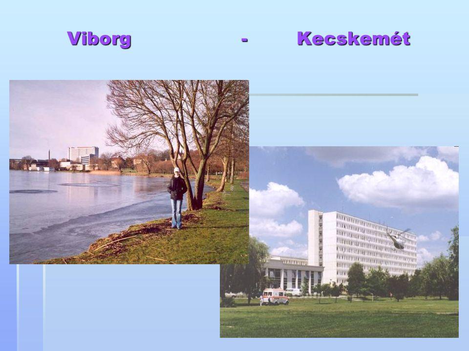 Viborg - Kecskemét