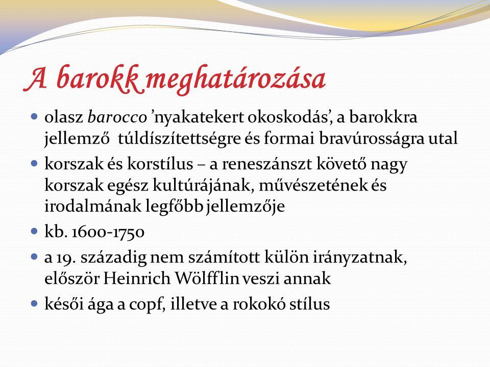 Szobrászat ReneszánszBarokk racionalizmuspatetikus kiegyensúlyozottságszélsőséges harmóniadiszharmónia emberléptékűségföldöntúli léptékű emberi érzelmek mozgalmasság (fény-árnyék hatások)