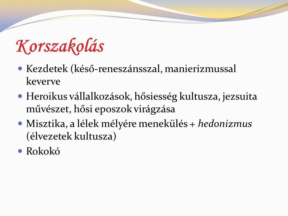 Barokk Magyarországon 17.
