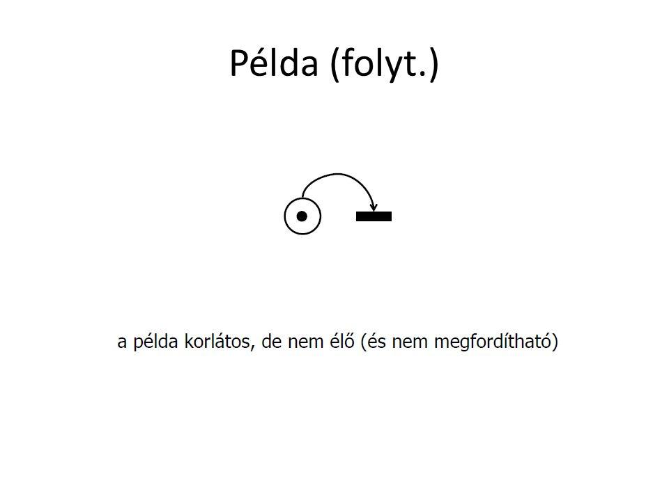 Példa (folyt.)