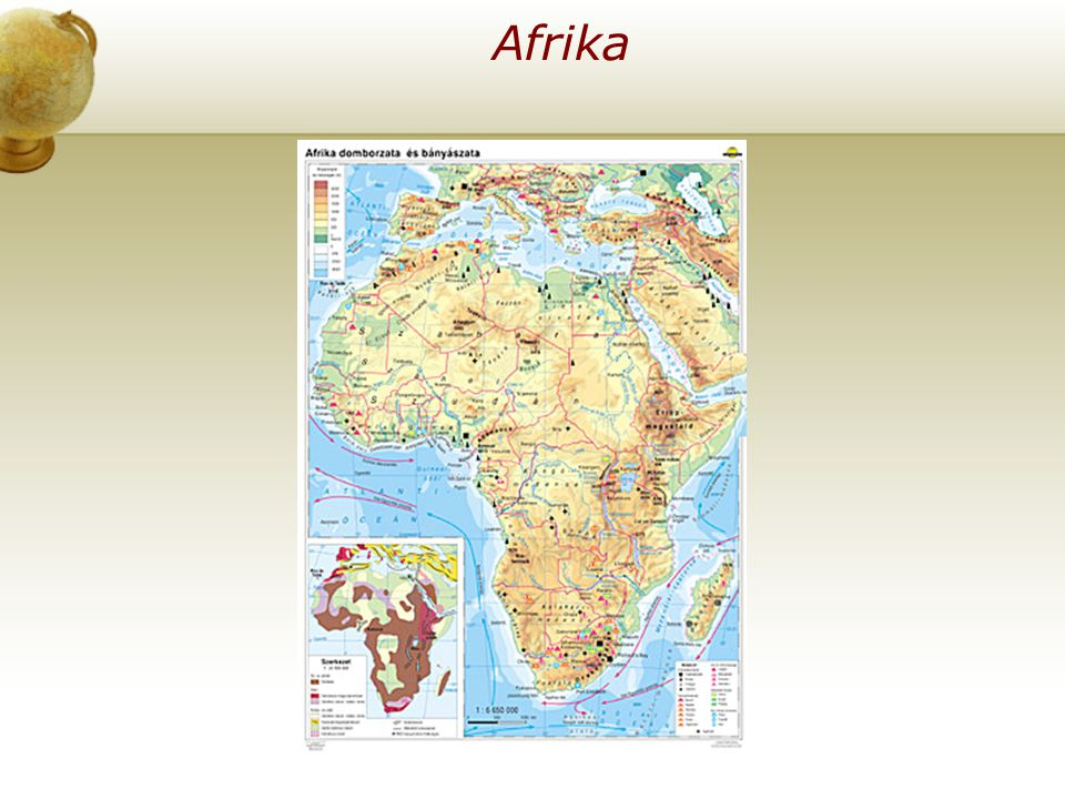 Élet Afrikában Száhel övezet