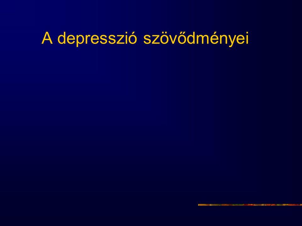 A depresszió szövődményei