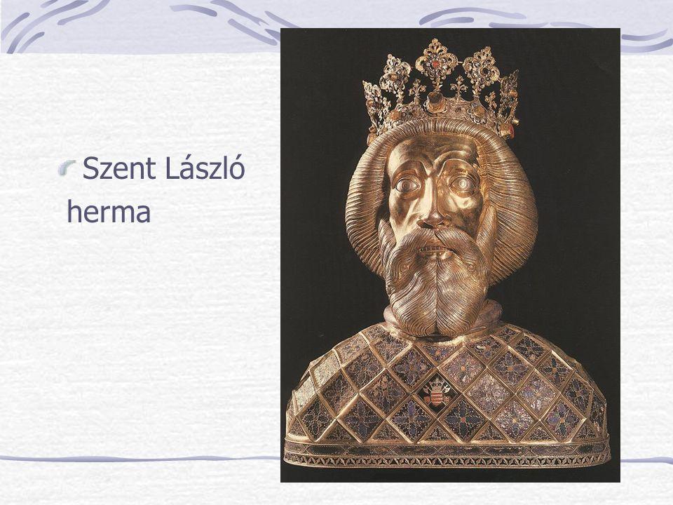 Szent László herma
