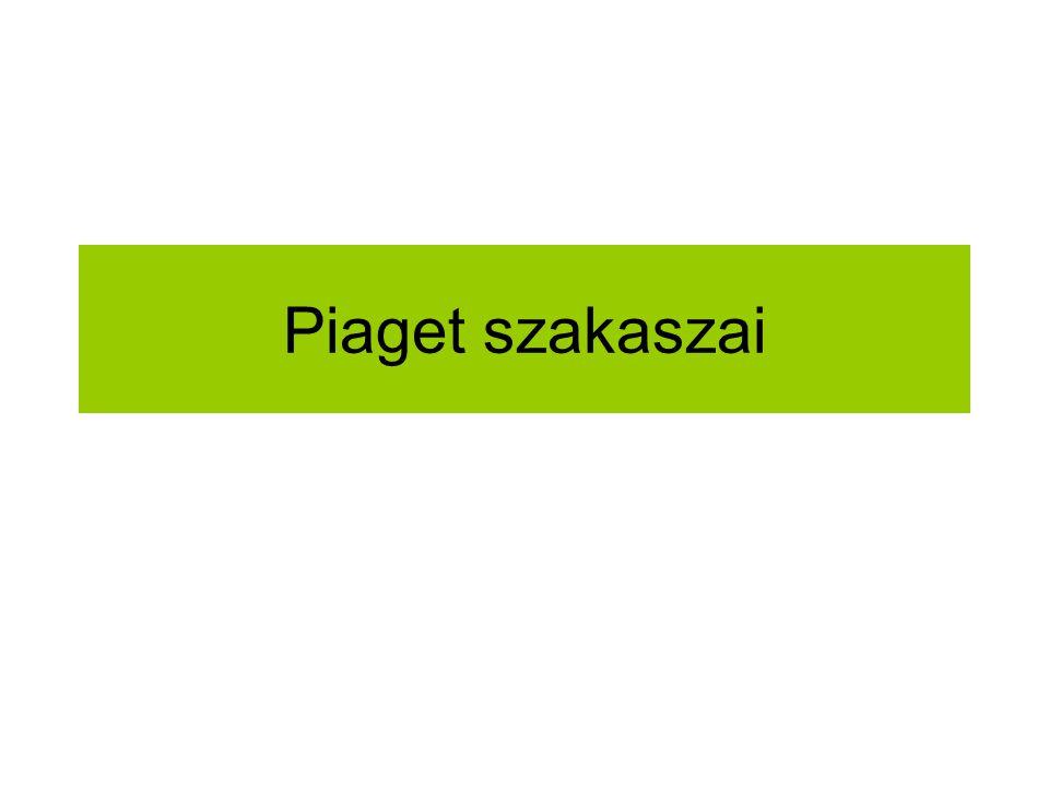 Az adaptáció mint invariáns működési mód, például Piaget-nál asszimilációs és akkomodációs jellegű lehet.