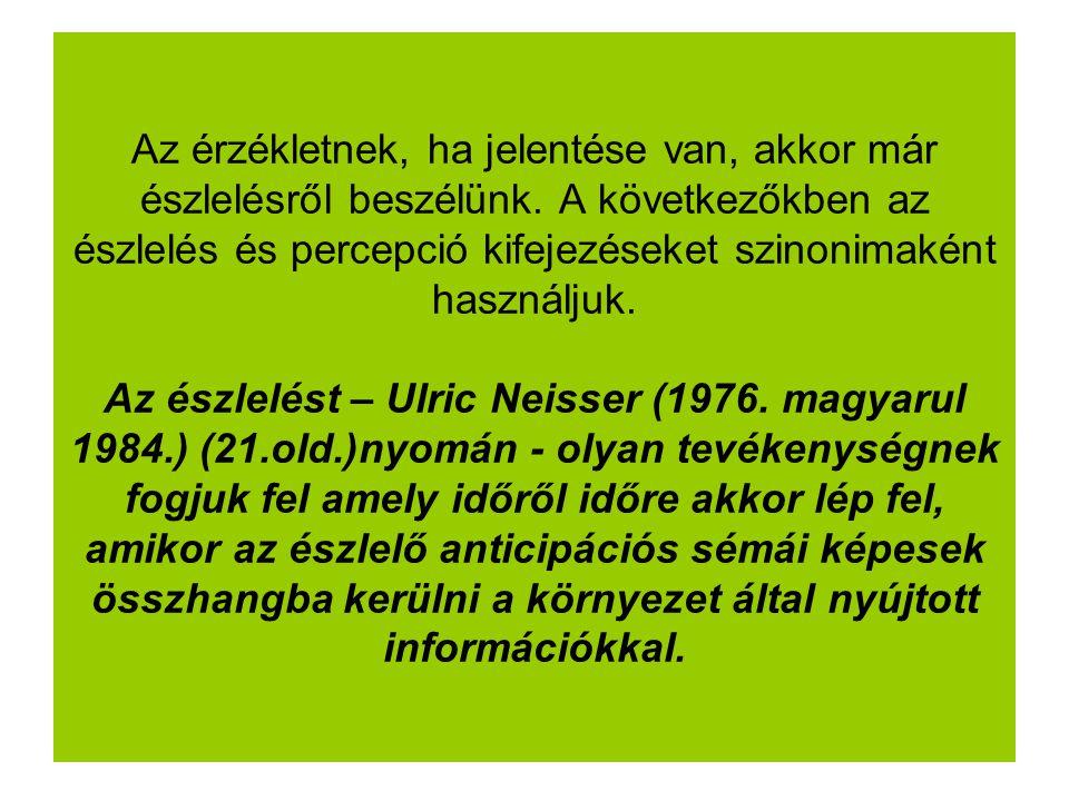Jean Piaget 1896.augusztus 9. Neuchătel (Svájc) született.