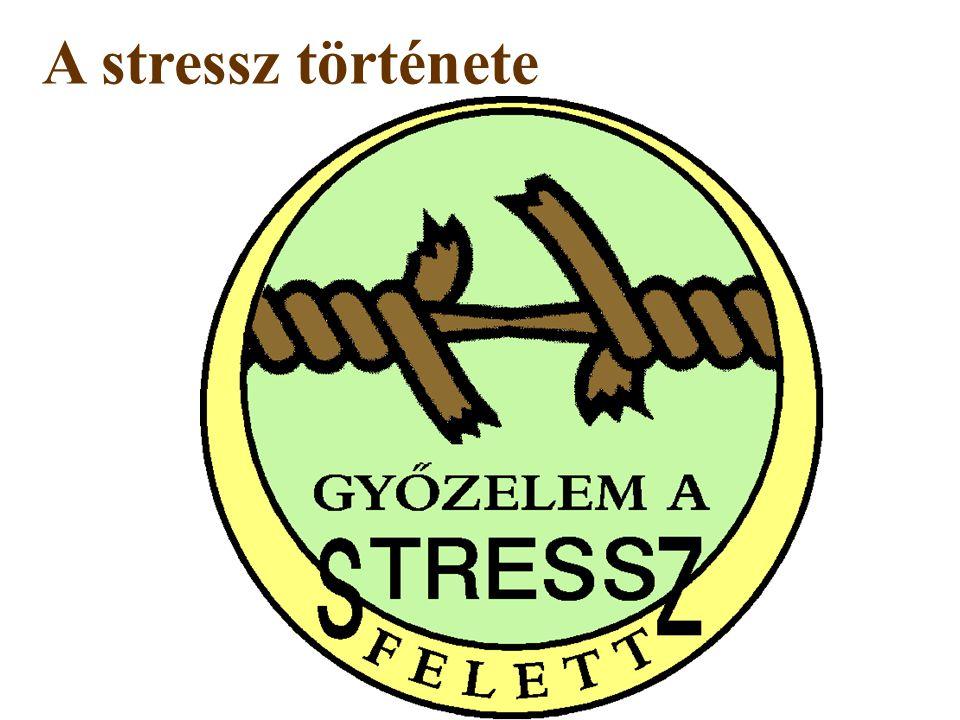 A stressz története