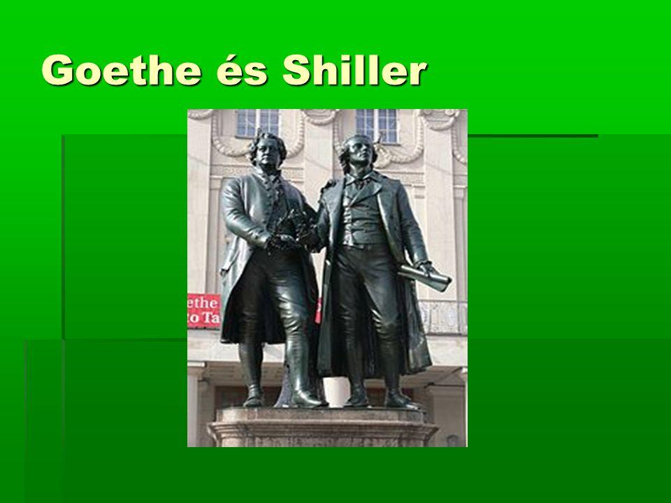 Goethe és Shiller