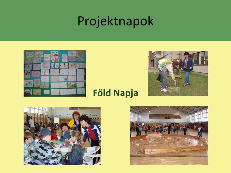 Projektnapok Föld Napja