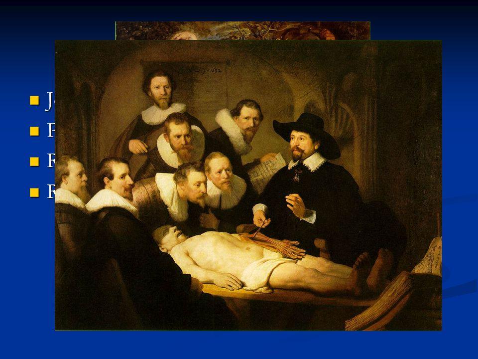 A barokk festészet Jellemzői: mozgalmas, fény-árnyék Jellemzői: mozgalmas, fény-árnyék Pozzo: San Ignazio főhajója Pozzo: San Ignazio főhajója Rubens: