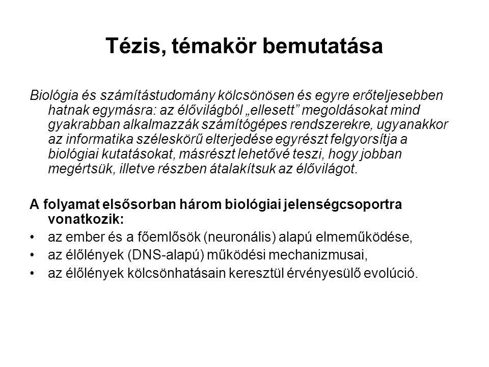 (J. Craig Venter Intézet – Mycoplasma genitalium)