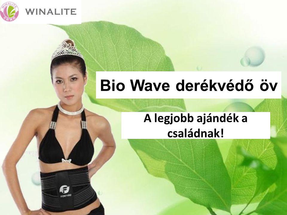 Bio Wave derékvédő öv A legjobb ajándék a családnak!