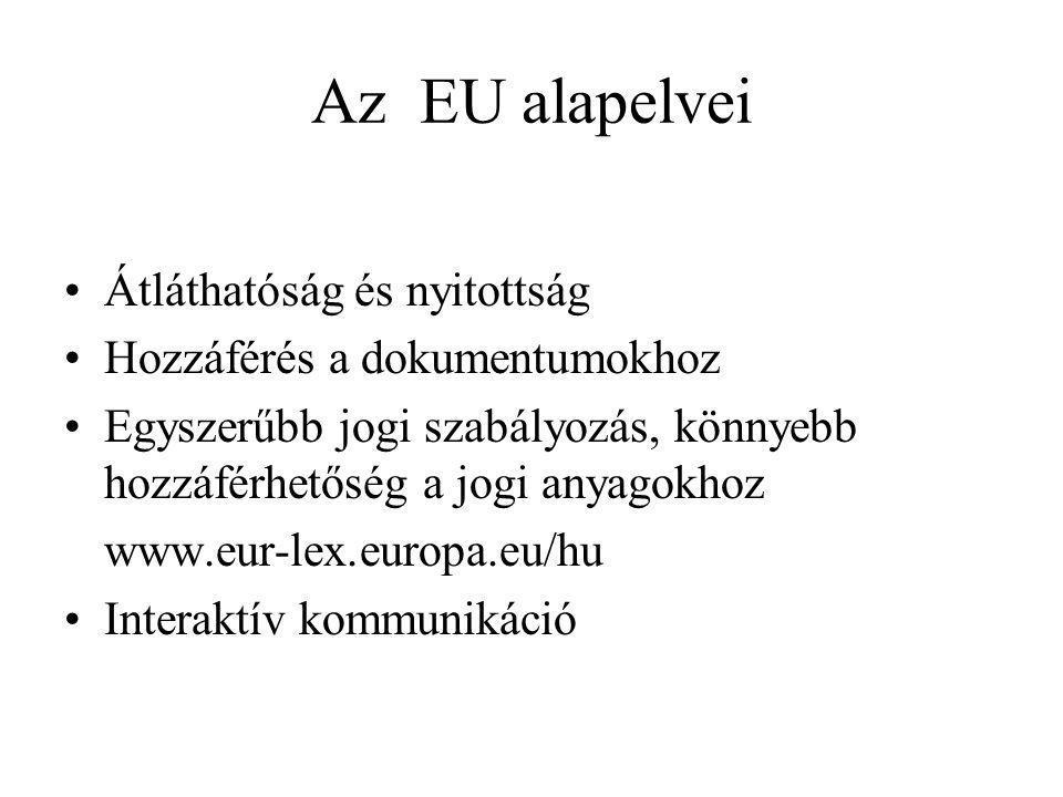 http://ec.europa.eu/yourvoice http://ec.europa.eu/yourvoice Az Ön hangja
