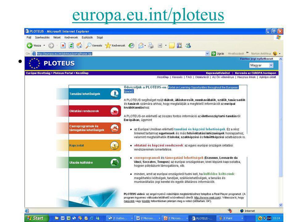 europa.eu.int/ploteus