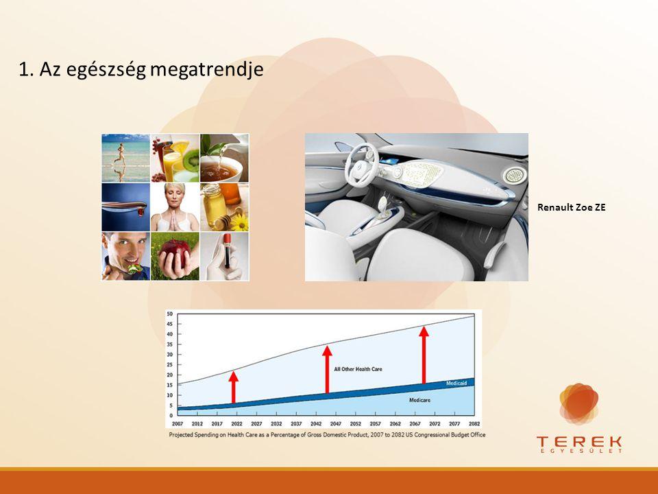"""Jóllét megélése az emberek oldalán """"Folyamatos erőfeszítés, hogy a rohanó élet kihívásaival összeegyeztessük azokat a dolgokat, amelyek jók és amelyektől jól leszünk. GfK Roper Consulting TrendKey 3.0; Overview, Global Trends & High Impact Data, 2011 August"""