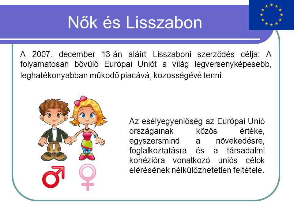 Nők és Lisszabon A 2007.