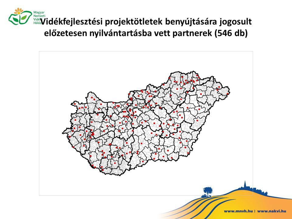 Projektötletek 5 témakör:  LEADER Helyi Akciócsoportok nemzetközi együttműködését elősegítő vagy előkészítő látogatásra (6 alkalommal nyílt meg: 2011.