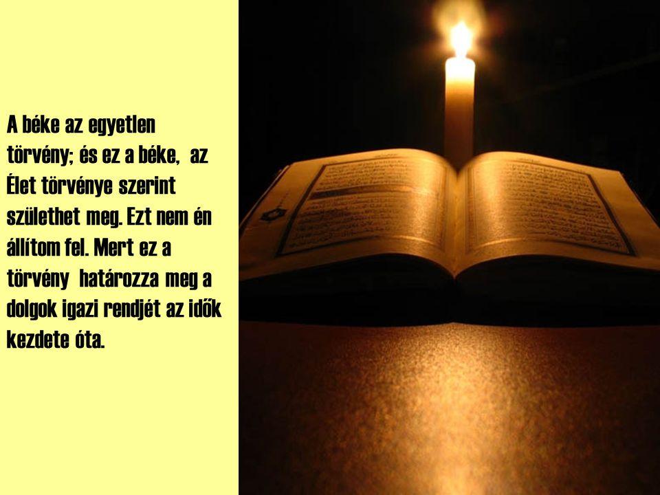 Ez nem könnyű feladat, sőt lehetetlen, ha egyedül indulsz neki, de Isten, aki az Életet alkotta, legfőbb vágya, hogy te önmagadra találhass.
