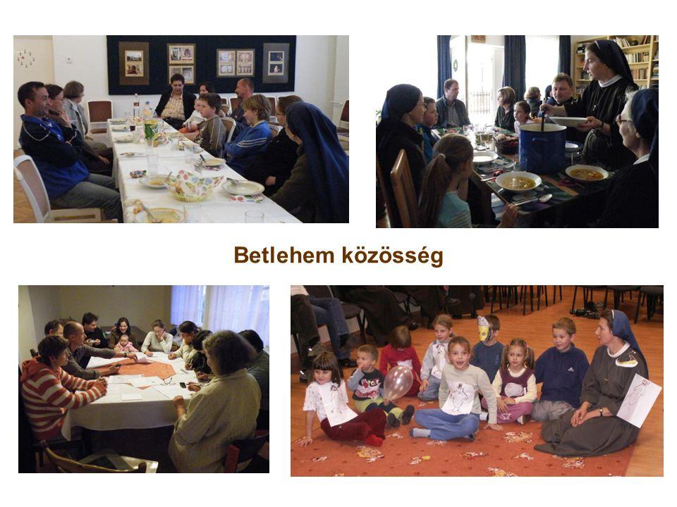 Testvéri közösség Szentháromságban, közösségben való gondolkodás és élet