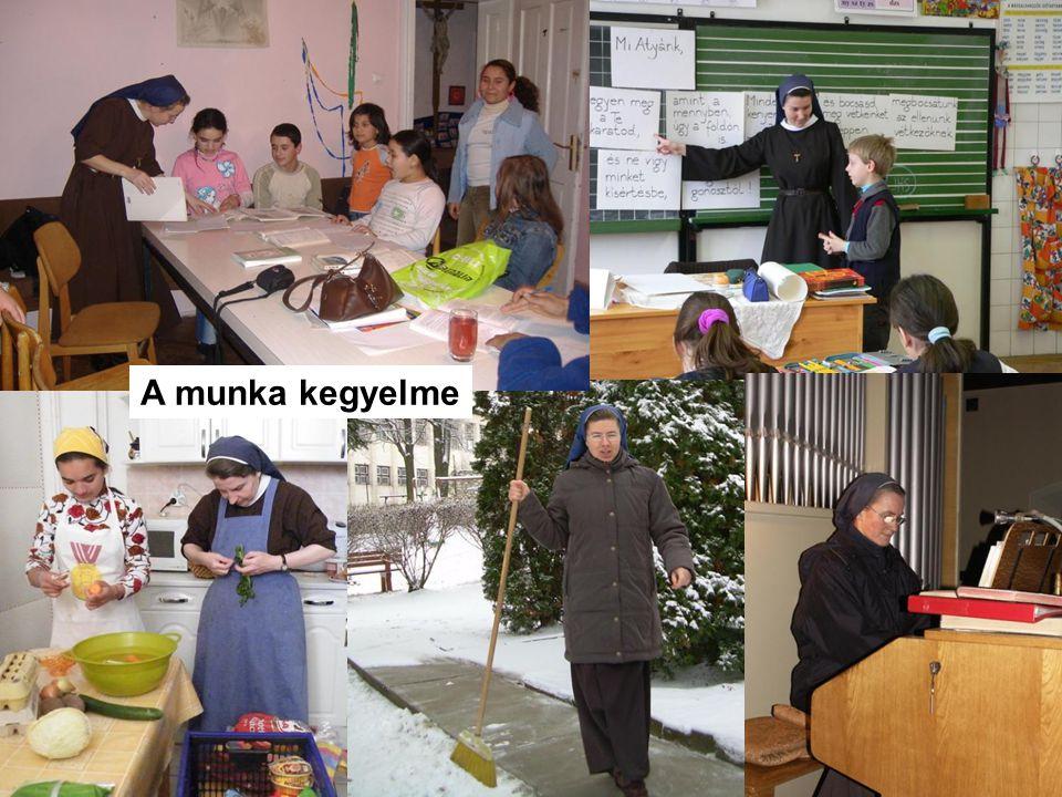 közösségvállalás Szegények, megvetettek, gyerekek szolgálata