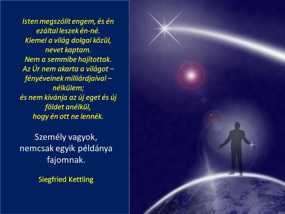 Az ember Isten képe = Isten képének hordozója = Isten képviselője a Földön, akit a Teremtő azzal bízott meg, hogy az Ő nevében uralkodjék a természet fölött Az ember bűne = a maga nevében akar uralkodni ezért megszakadt a kapcsolata Istennel Isten képe eltorzult rajtunk