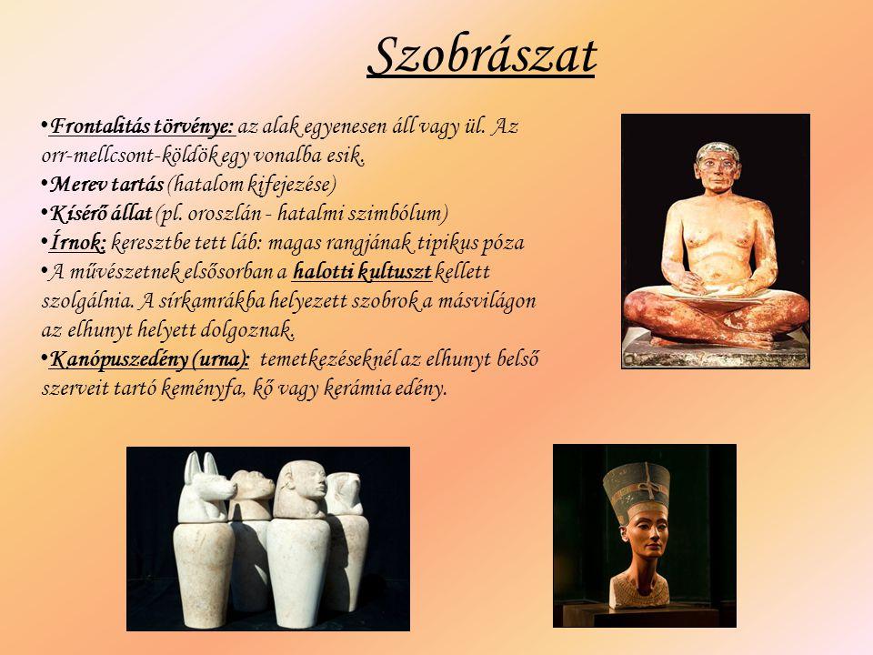 Az ókori Görögország művészete Készítette: Patkós Daniella