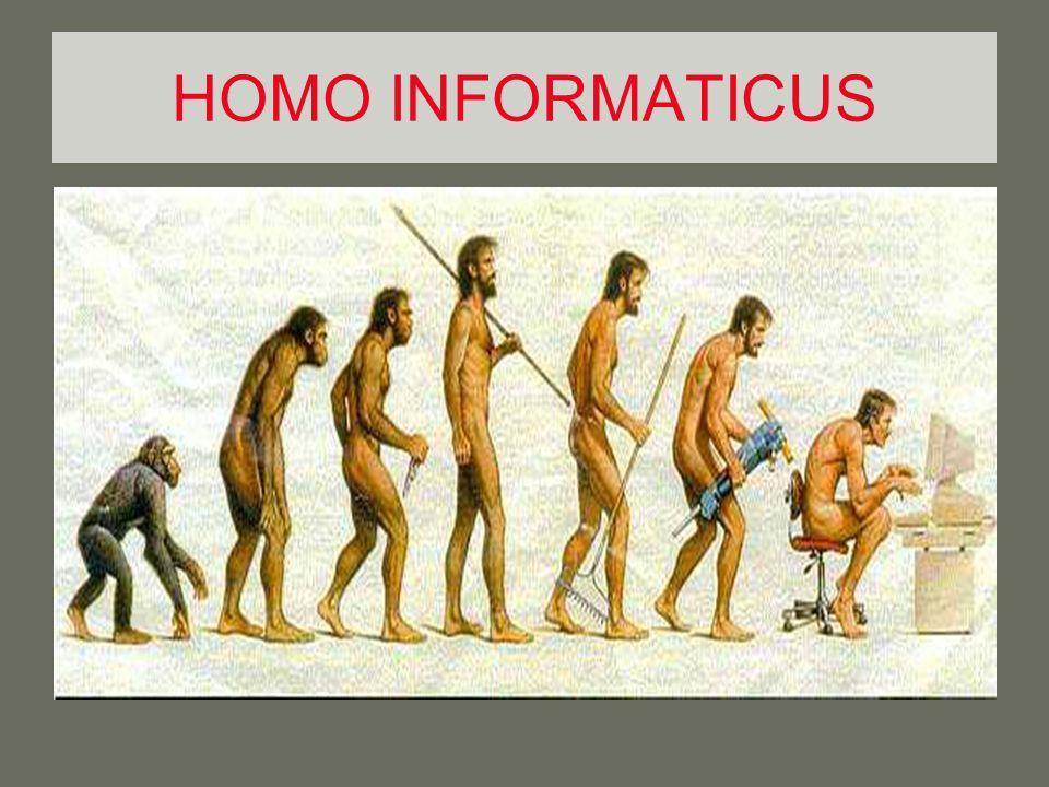 HOMO INFORMATICUS