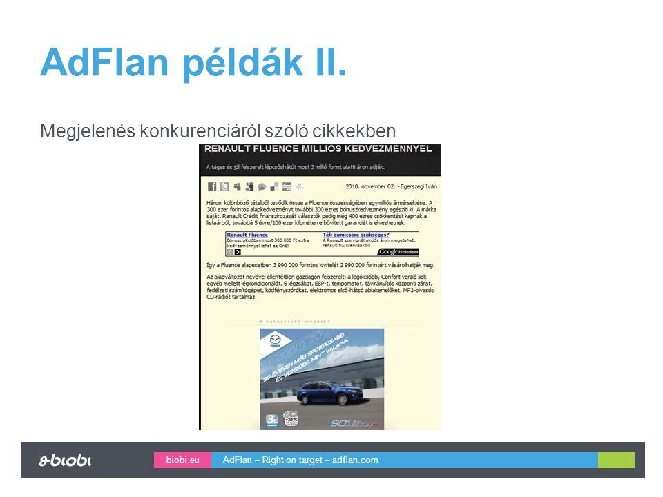 biobi.eu AdFlan példák II.